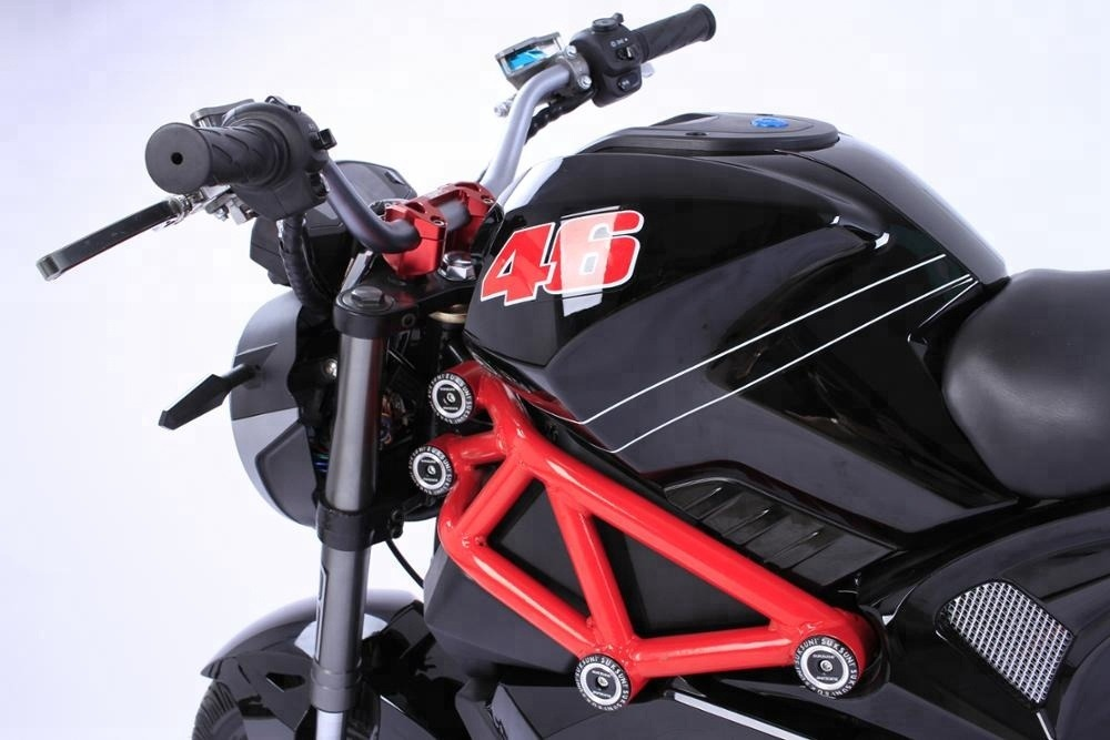 Piccoli Sport Electric Motorcycle Model PS 00016