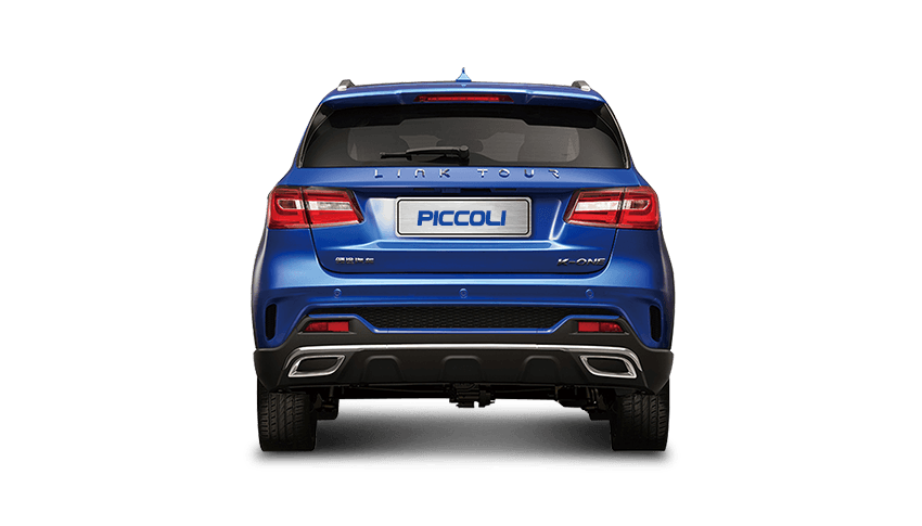 Electric SUV Link Smart Zero Emissons Piccoli Green technology 7